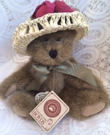 Boyds Bears Ashlyn LaBearsley Hat Bear