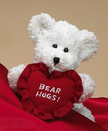 "Boyds Bears ""Bear Hugs"" Valentine Plush 82050"