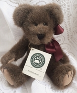 Boyds Bears Paxton P. Bean Plush Bear