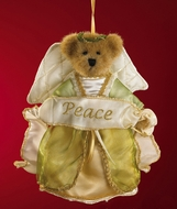 Boyds Bears Peace Angelbless Ornament