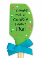 Brownlow Silicone Kitchen Spatulas - I Never Met A Cookie