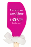 Brownlow Silicone Kitchen Spatulas - Serve One Another with Love