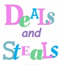 "<b><font size=""2"" color=""FF00CC"">Deals and Steals</font></b>"