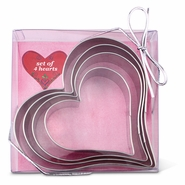 Cookie Cutters - Nesting Hearts