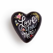 DEMDACO Art Heart Tokens - Love You More