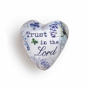 DEMDACO Art Heart Tokens - Trust in the Lord