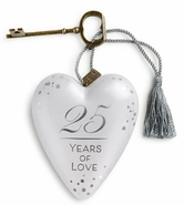 DEMDACO Art Hearts - 25 Years of Love