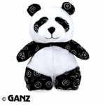 Ganz Amazing World Plush - Swirls the Bear