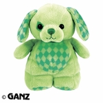 Ganz Amazing World Plush - Checkers the Dog