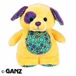 Ganz Amazing World Plush - Curlique the Dog