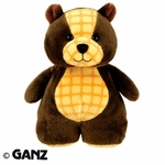 Ganz Amazing World Plush - Waffle the Bear
