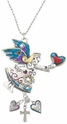 Ganz Car Charms - Color Art Angel