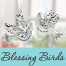Ganz Blessing Birds Ornaments