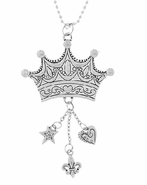 Ganz Car Charms - Tiara Crown