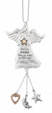 Ganz Blessings Car Charms - May You Always Have an Angel by Your Side