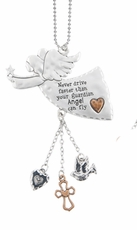 Ganz Blessings Car Charms - Guardian Angel