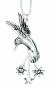 Ganz Car Charm Hummingbird