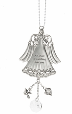 Ganz Car Charms - An angel is watching over you