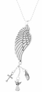 Ganz Car Charms - Angel Wing