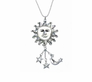 Ganz Car Charms - Celestial Sun
