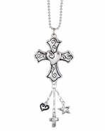 Ganz Car Charms - Cross