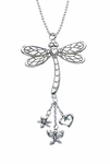 Ganz Car Charms Dragonfly