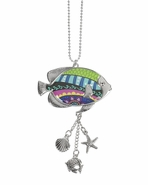 Ganz Car Charms - Fish with Color