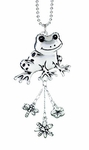 Ganz Car Charms Frog