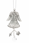 Ganz Car Charms - I can do all things through Christ