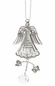 Ganz Car Charms - May an angel always be by your side