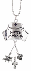 Ganz Car Charms - Nurse on the Go