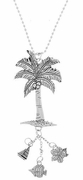 Ganz Car Charms - Palm Tree