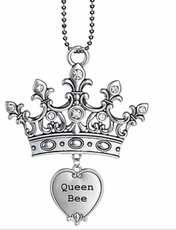 Ganz Car Charms / Ornament  - Queen Bee