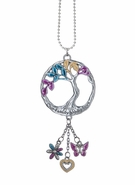 Ganz Car Charms - Tree of Life