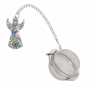 Ganz Charming Tea Infusers - Angel with Color