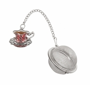 Ganz Charming Tea Infusers - Teacup with Saucer w/Color