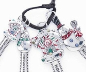 Ganz Christmas Confections Holiday Measuring Spoons