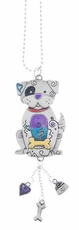 Ganz Car Charms - Color Art Dog