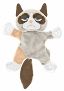"Grumpy Cat by Ganz - 10"" Window Cling"