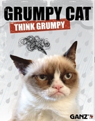 Ganz Grumpy Cat Product Information