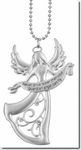 Ganz Guardian Angel Car Charm - Never Drive Faster