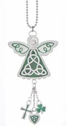 Ganz Irish Angel Car Charms - Style B