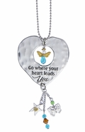 Ganz Journey Car Charm - Go where your heart leads You