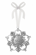 Ganz Loving Thought Ornaments - Live, Love, Laugh