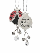 Ganz Lucky Ladybugs Car Charms - Enjoy the Journey