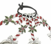 Ganz Measuring Spoons - Candy Canes