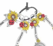 Ganz Measuring Spoons - Ladybugs