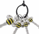 Ganz Measuring Spoons - Queen Bee