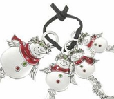 Ganz Measuring Spoons - Snow Angels