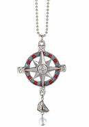 Ganz Nautical Car Charms - Compass